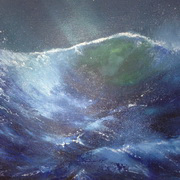 Art 'Night Splash'