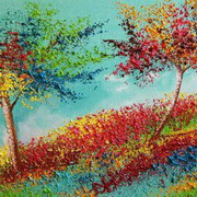 Art 'Enchanted Branches'