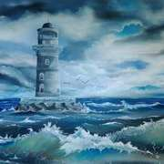 Art 'Lighthouse'